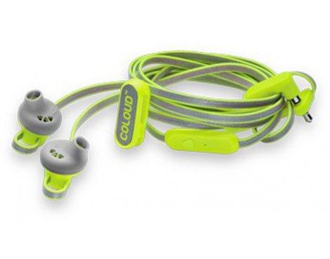 Coloud Hoop Lime Stereo In-Ear Headset