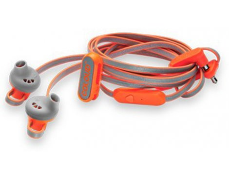 Coloud Hoop Orange Stereo In-Ear Headset