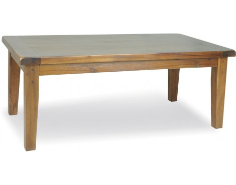 Ultimum Hazel Wooden Coffee Table - Stained Wood