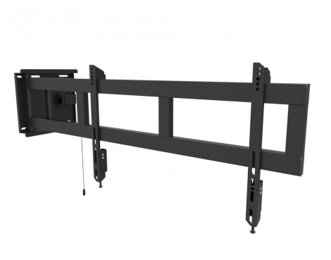 """Universal Swing Arm Cantilever TV Bracket for up to 70\"""" TVs"""