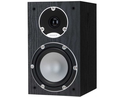 Tannoy Mercury 7.1 Black Oak Bookshelf Speakers (Pair)