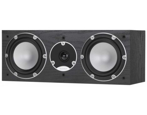 Tannoy Mercury 7C Black Oak Centre Speaker (Single)