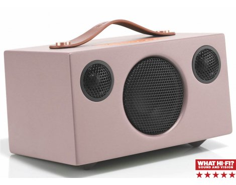 Audio Pro Addon T3 Wireless Bluetooth Stereo Speaker Pink