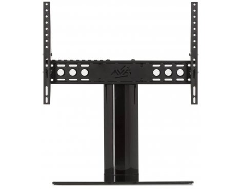 AVF B601BB Tilt Table Top TV Stand For Up To 65""