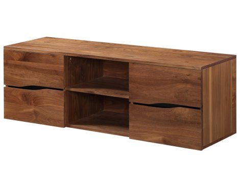Jual Bella 1500 TV Stand - Walnut