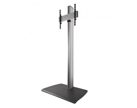 B-Tech BTF840/BS Universal Flat Screen Floor Stand - 1.8m