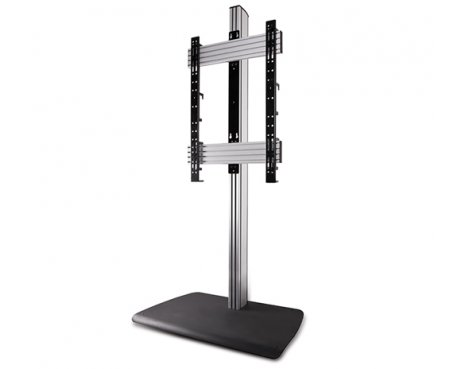 B-Tech BTF843/BS Universal Portrait Flat Screen Floor Stand - 1.8m