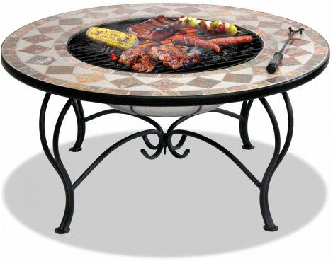 Centurion Supports Kennocha Multi-Functional Fire Pit