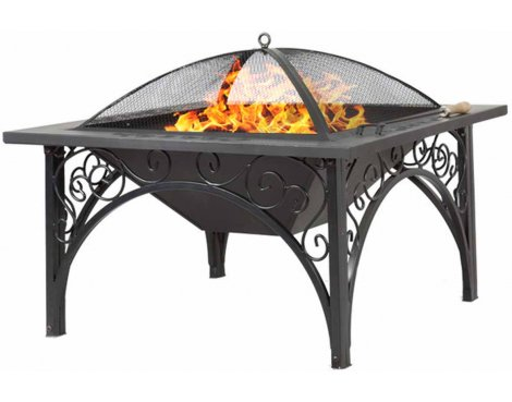 Centurion Supports Kojin Multi-Functional Fire Pit