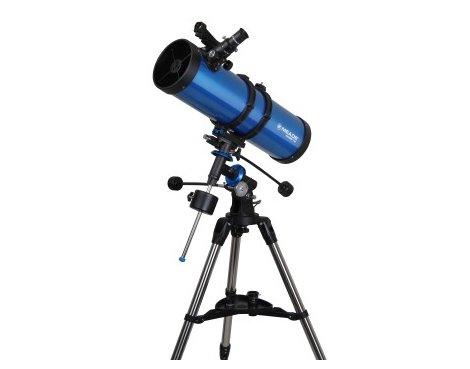 Meade Polaris 130mm German Equatorial (EQ3) Reflector Telescope