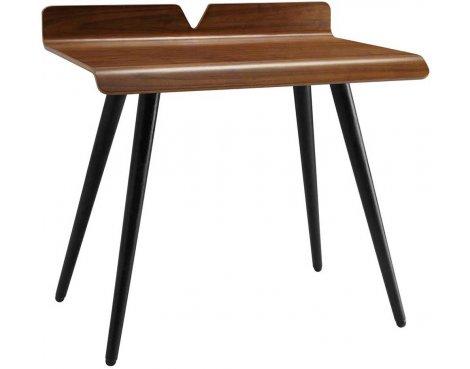 Jual Vienna 900 Wooden Desk - Walnut