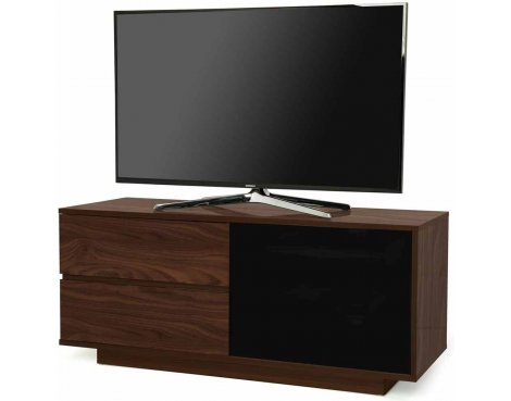 "MDA Gallus Ultra Walnut TV Cabinet for up to 55"" TVs"