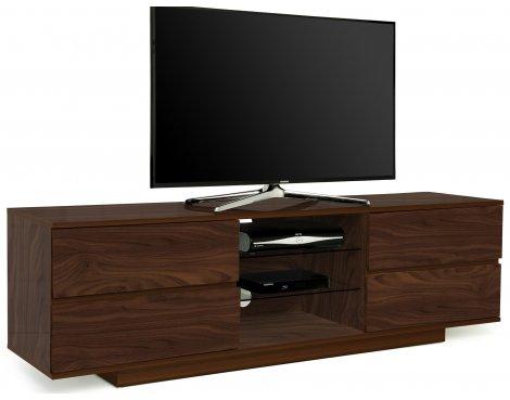 "MDA Avitus Walnut TV Cabinet For 65\"" TVs"