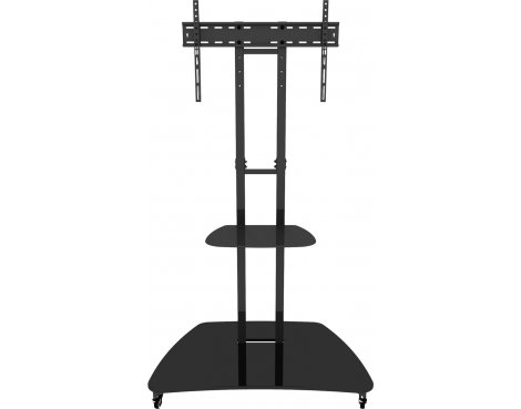 """AVF WFSL550 Black TV Cart with Base for up to 60\"""" Screens"""