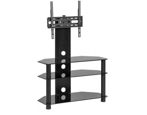 """CB32 Black TV Stand With Bracket for up to 50\"""""""
