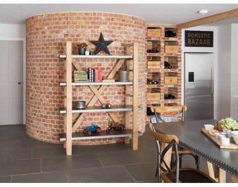 Baumhaus Kuba Large Open Bookcase
