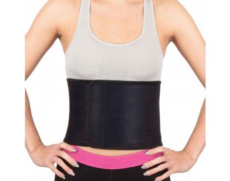 ProWorks Neoprene Black Slimming Fat Burning Belt