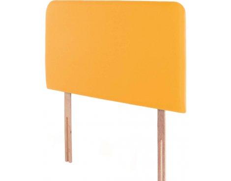 Swanglen Starburst Small Single Headboard Yellow