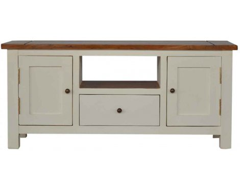 "Mason and Bailey 2 Tone TV Stand for up to 55"" TVs"