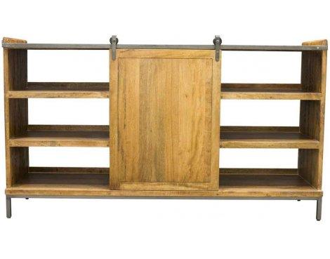 Ultimum Timeless Re-Engineered Sideboard with Sliding Door
