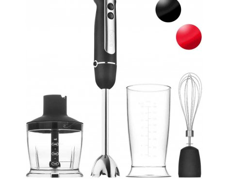Savisto 750W 3 in 1 Hand Blender Set with Attachments