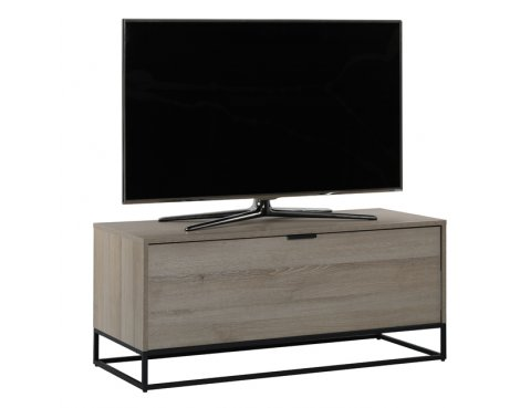 """Off The Wall Cube TV Cabinet for up to 50\"""" - Oak"""
