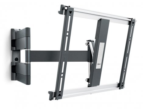 "Vogel\'s THIN 445 Extra Thin Full-Motion Wall Bracket for 26"" to 55\"" - Black"