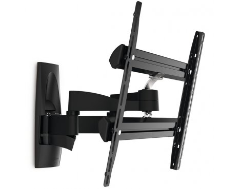 """Vogel\'s Wall 3250 Extra Thin Full-Motion Wall Bracket for 32\"""" to 55\"""" TV\'s - White"""