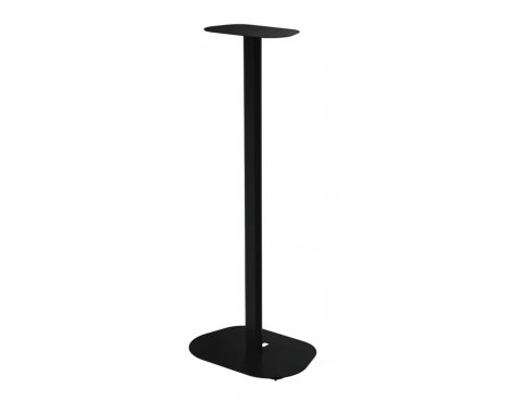 Hama Universal Speaker Stand with Exchangeable Storage Plates - Black