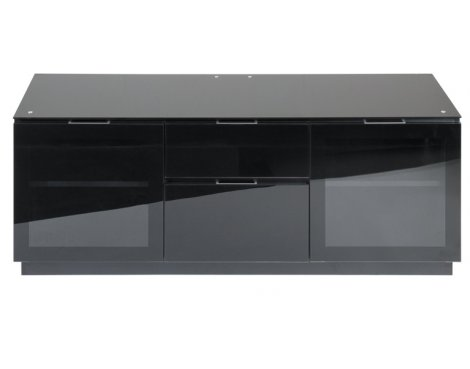 """MMT Casino 1500 Black Gloss TV Cabinet for TVs up to 65\"""""""