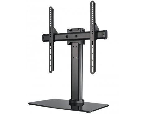 """Hama Tilt and Swivel Replacement Pedestal Table Top TV Stand For Up To 65\"""""""