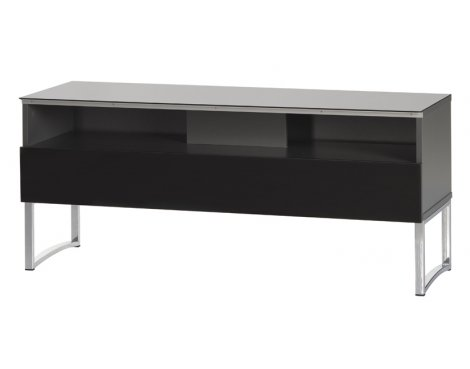 Off The Wall Select 1200 Grey Half Door TV Stand for up to 60""