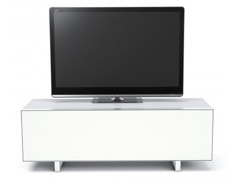 """Stil Stand TS-7120W TV Stand For Up To 55\"""" - White"""
