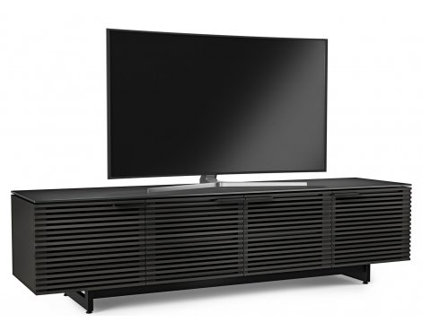 """BDI Corridor 8173 Charcoal TV Stand for up to 85\"""""""