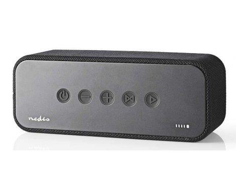 ValuConnect Waterproof Bluetooth Speaker - Black