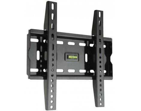 "Fixed Black LCD Wall Mount Bracket - 17"" - 37\"" TV\'s"