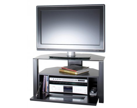 Alphason Ambri TV Stand ABRD800-BLK