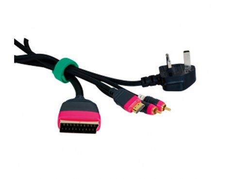 14 Cable Management Straps