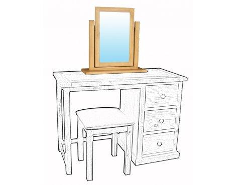 Pennine Trinket Mirror