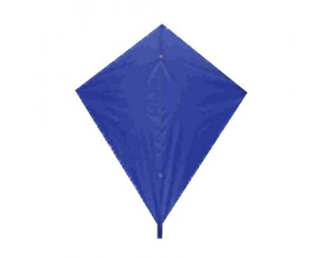 Classic Diamond Kite - Blue