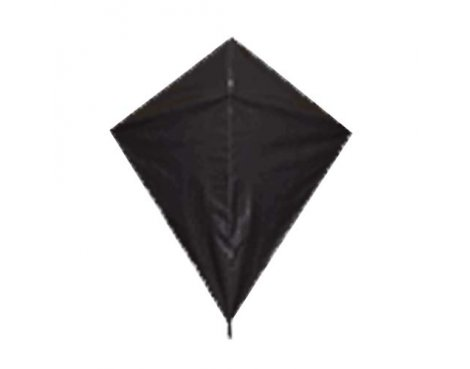 Classic Diamond Kite - Black