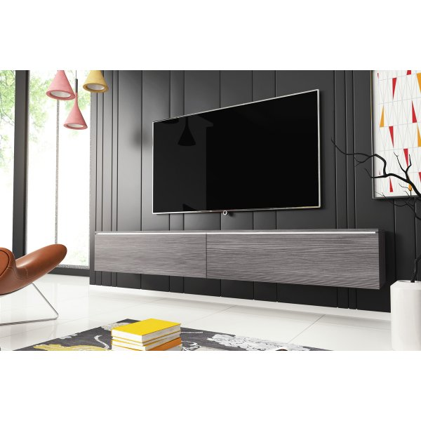 """Selsey Kane 1800 TV Stand for TVs up to 90\"""" - Bodega"""
