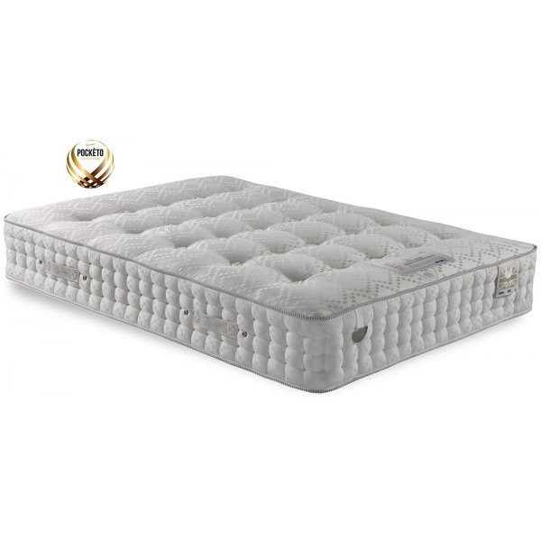 Sareer 4000 Pocketo Latex Mattress - Medium/Firm - Single 3ft