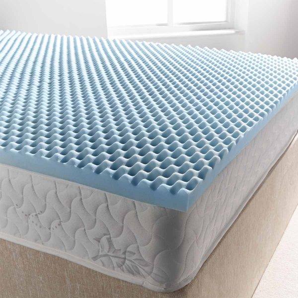 Ultimum coolblue egg mattress topper 350