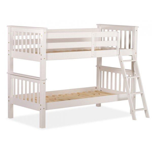 Amani Oxford Single Bunk Bed - No Drawers
