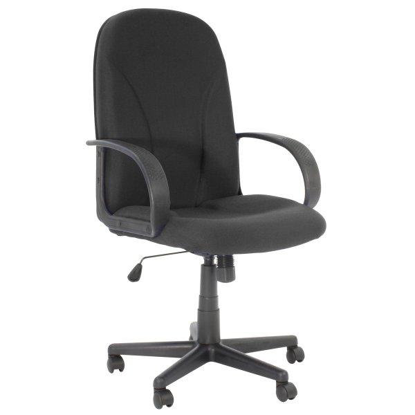 Alphason Boston black executive chair