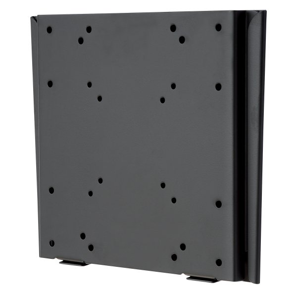 """UM111 Fixed Black LCD Wall Mount Plate 15\"""" - 40\"""" TVs"""