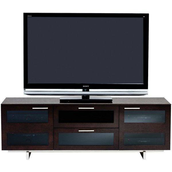 BDI AVION 8927 Series II TV Stand in Espresso Stained Oak