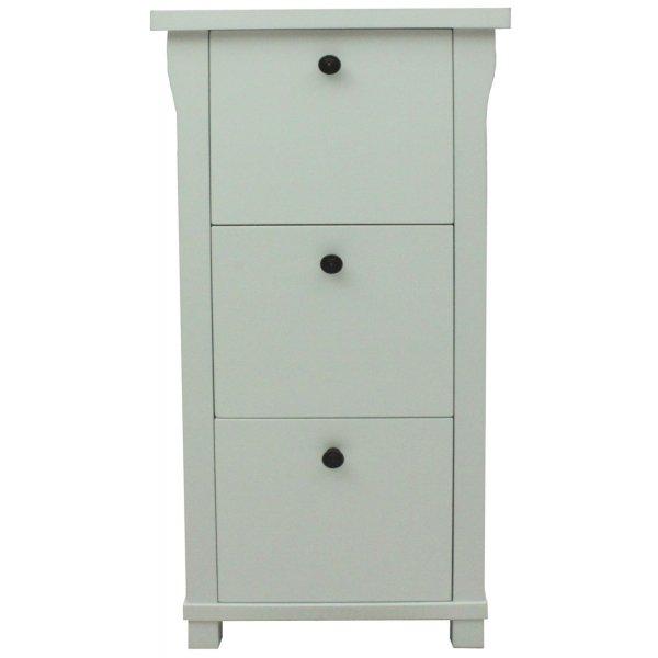 Hampton Filing Cabinet Three Drawer