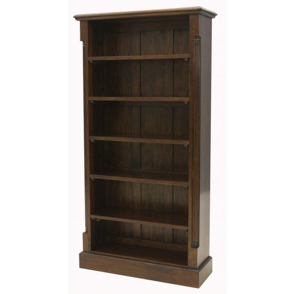 La Roque Tall Open Bookcase